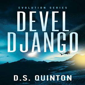 Devel Django Audiobook By D.S. Quinton cover art