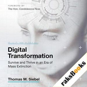 Digital Transformation Audiobook By Thomas M. Siebel cover art