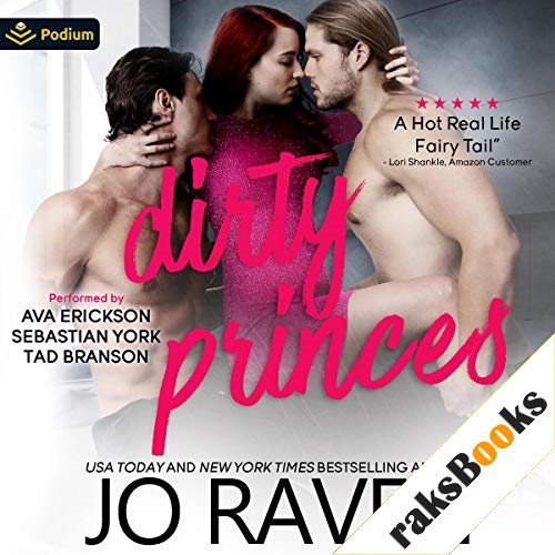 Dirty Princes Audiobook By Jo Raven cover art