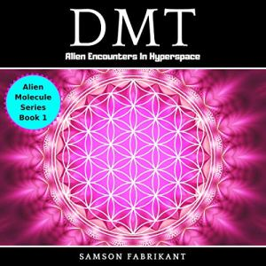 DMT: Alien Encounters In Hyperspace Audiobook By Samson Fabrikant cover art