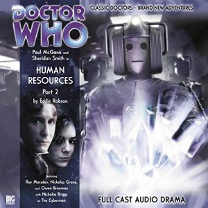 Doctor Who - Human Resources Part 2 Audiobook By Eddie Robson cover art