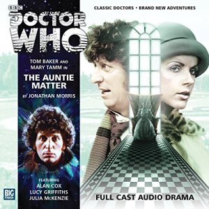 Doctor Who - The Auntie Matter Audiobook By Jonathan Morris cover art