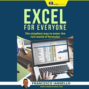 Excel for Everyone Audiobook By Francesco Iannello cover art