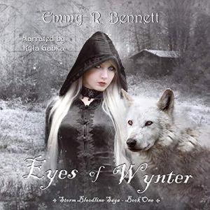 Eyes of Wynter Audiobook By Emmy R. Bennett cover art