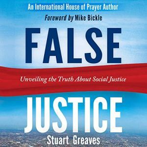 False Justice Audiobook By Stuart Greaves cover art