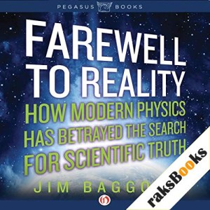 Farewell to Reality Audiobook By Jim Baggott cover art