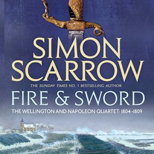 Fire and Sword Audiobook By Simon Scarrow cover art
