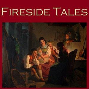 Fireside Tales Audiobook By O. Henry, H. P. Lovecraft, W. F. Harvey, Mark Twain, Robert E. Howard, A. J. Alan, Arthur Conan Doyle cover art