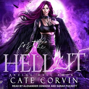For the Hell of It Audiobook By Cate Corvin cover art