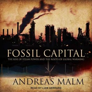 Fossil Capital Audiobook By Andreas Malm cover art