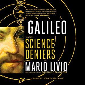 Galileo Audiobook By Mario Livio cover art