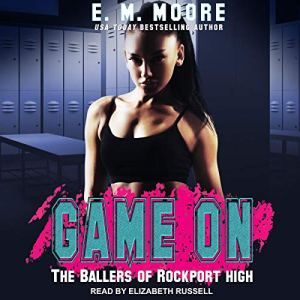 Game On Audiobook By E.M. Moore cover art
