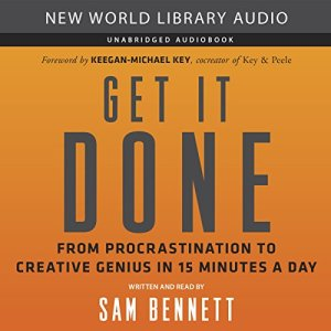 Get It Done Audiobook By Sam Bennett cover art