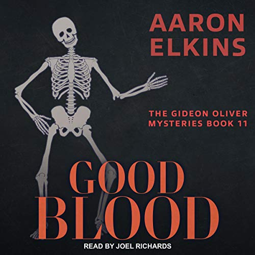 Good Blood Audiobook By Aaron Elkins cover art