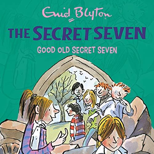 Good Old Secret Seven Audiobook By Enid Blyton cover art