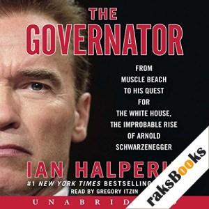 Governator Audiobook By Ian Halperin cover art