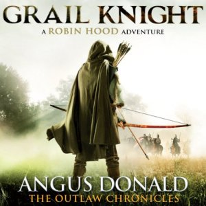 Grail Knight Audiobook By Angus Donald cover art