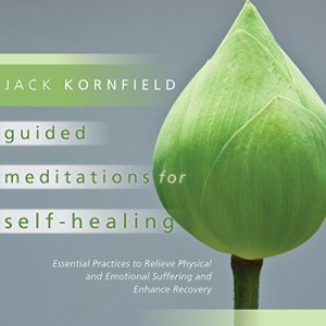 Guided Meditations for Self-Healing Audiobook By Jack Kornfield cover art