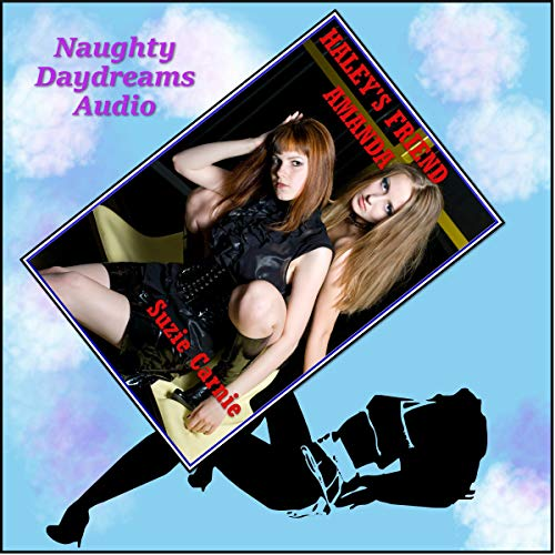 Haley's Friend Amanda Audiobook By Suzy Carnie cover art