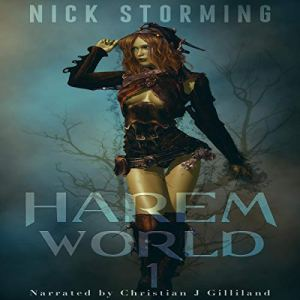 Harem World, Book One Audiobook By Nick Storming cover art