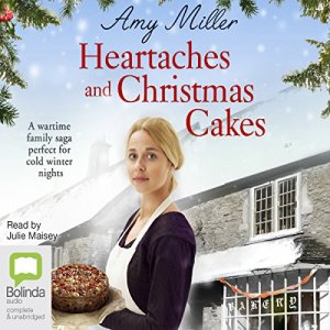 Heartaches and Christmas Cakes Audiobook By Amy Miller cover art