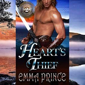 Heart's Thief Audiobook By Emma Prince cover art