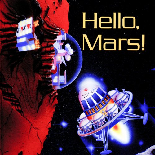 Hello Mars! Audiobook By Geoffrey T. Williams cover art