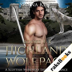 Highland Wolf Pact Boxed Set Audiobook By Selena Kitt cover art