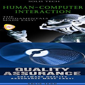 Human-Computer Interaction & Quality Assurance Audiobook By Solis Tech cover art