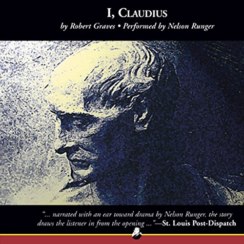 I, Claudius Audiobook By Robert Graves cover art