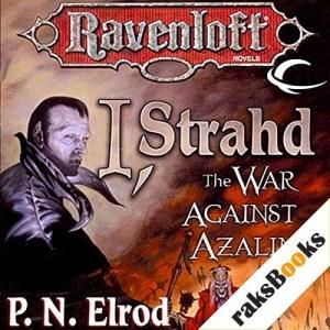 I, Strahd: The War Against Azalin Audiobook By P. N. Elrod cover art