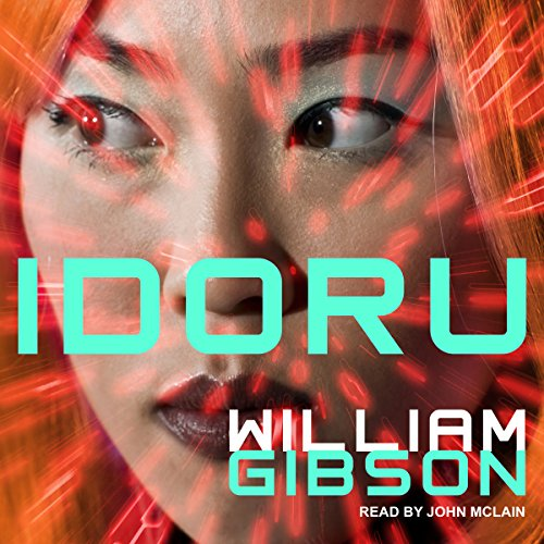 Idoru Audiobook By William Gibson cover art