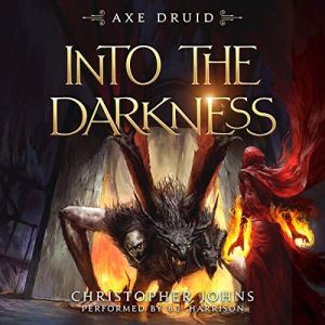Into the Darkness: A Fantasy LitRPG Adventure Audiobook By Christopher Johns cover art
