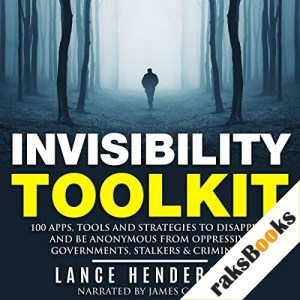 Invisibility Toolkit Audiobook By Lance Henderson cover art