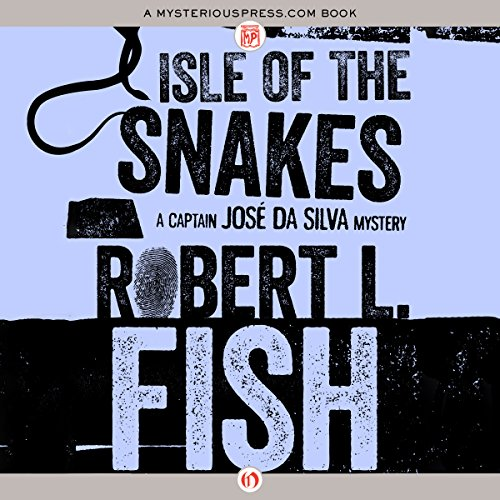 Isle of the Snakes Audiobook By Robert L. Fish cover art