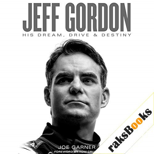 Jeff Gordon Audiobook By Joe Garner cover art