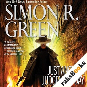 Just Another Judgement Day Audiobook By Simon R. Green cover art