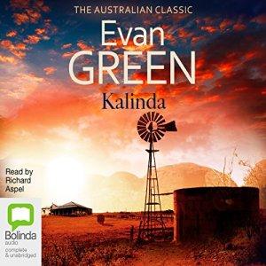 Kalinda Audiobook By Evan Green cover art