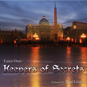 Keepers of Secrets Audiobook By Lance Oren cover art