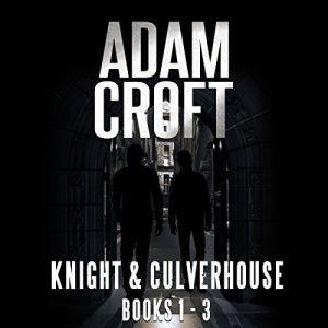 Knight & Culverhouse Box Set, Books 1-3 Audiobook By Adam Croft cover art