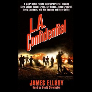 L.A. Confidential Audiobook By James Ellroy cover art