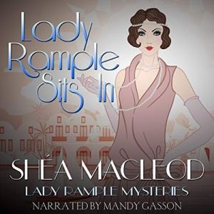Lady Rample Sits In Audiobook By Shéa MacLeod cover art