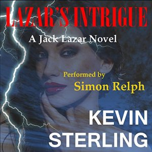 Lazar's Intrigue Audiobook By Kevin Sterling cover art