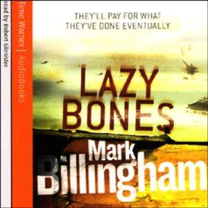 Lazybones Audiobook By Mark Billingham cover art