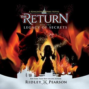 Legacy of Secrets Audiobook By Ridley Pearson cover art
