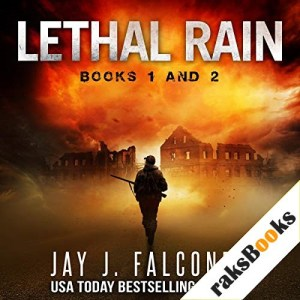 Lethal Rain Boxed Set: Post-Apocalyptic EMP Survival Thriller Audiobook By Jay J. Falconer cover art