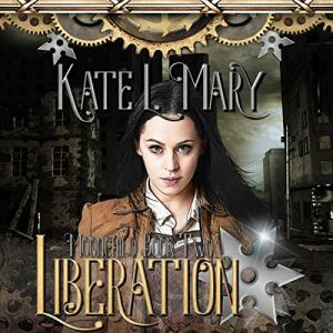 Liberation: Moonchild Book Two Audiobook By Kate L. Mary cover art