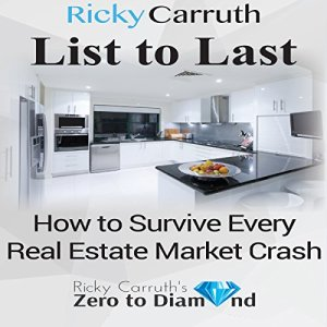 List to Last Audiobook By Ricky Carruth cover art