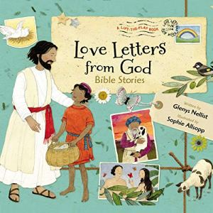 Love Letters from God Audiobook By Glenys Nellist cover art