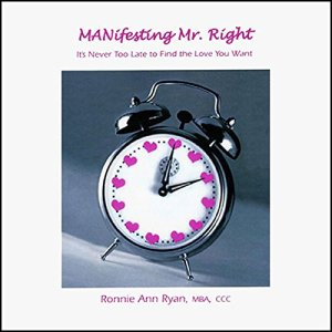 MANifesting Mr. Right Audiobook By Ronnie Ann Ryan cover art